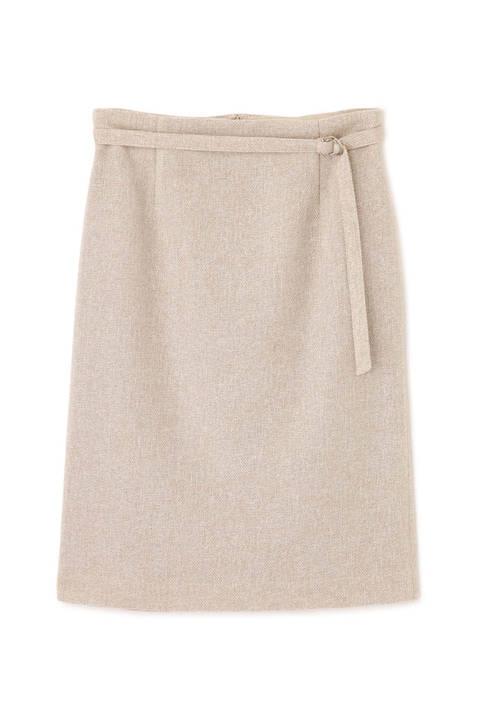 【先行予約2月下旬-3月上旬入荷予定】カラミタイトスカート