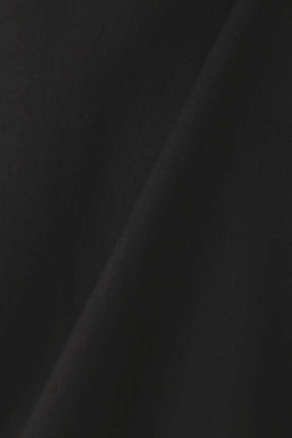 サスペンダー付きナロースカート