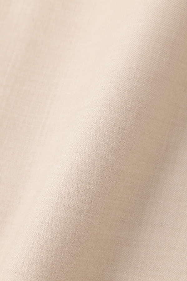 ウォッシャブルサキソニーセットアップ スカート