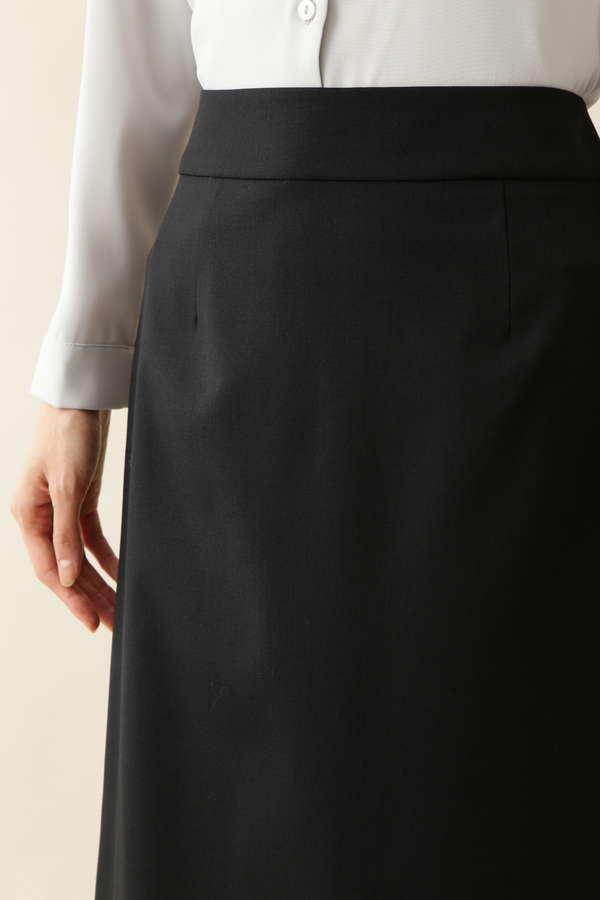 [洗える]TWサキソニーセットアップ スカート