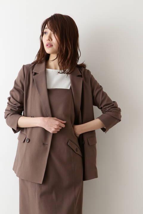 麻混ジャケット