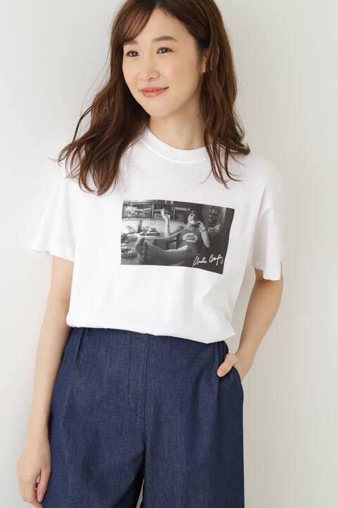 【先行予約4月下旬-5月上旬入荷予定】ロベルタフォトTシャツ半袖 I