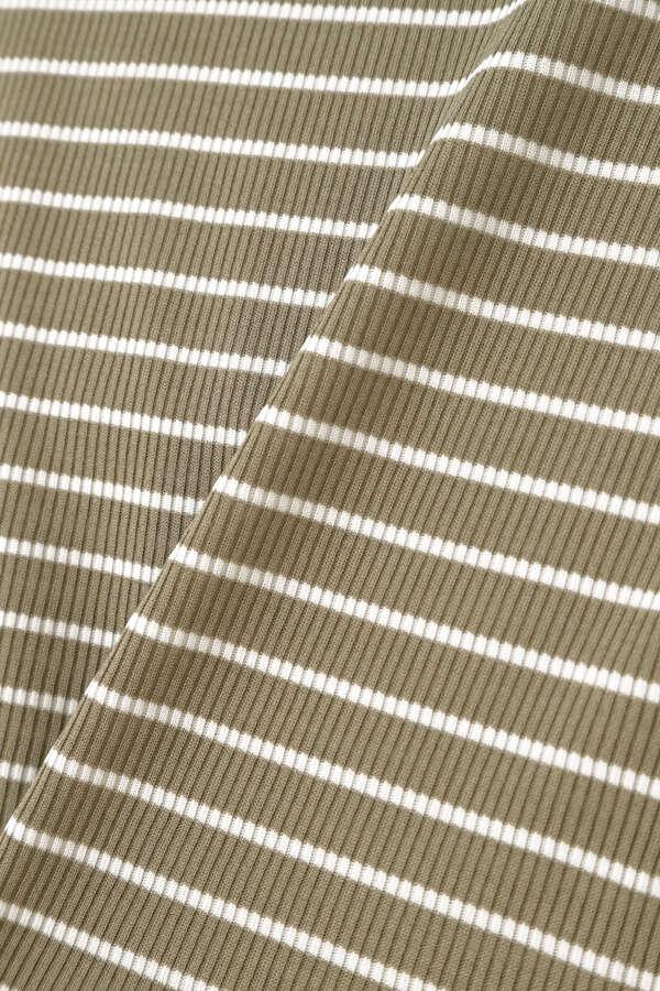 ニュアンスボーダーTシャツ