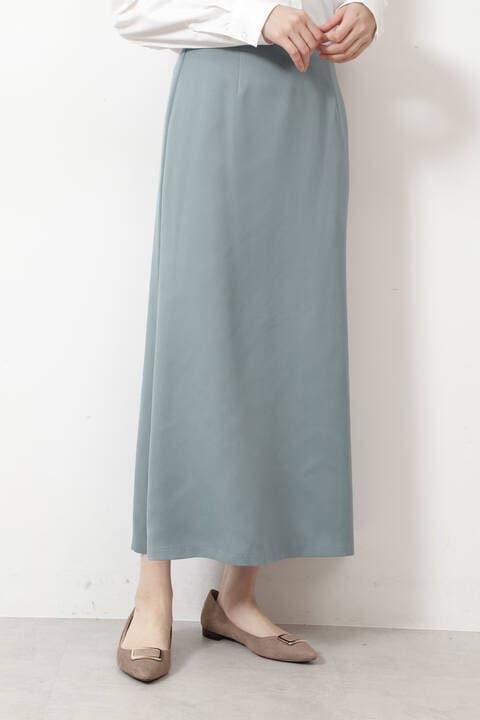 【先行予約9月上旬-中旬入荷予定】マーメイドサテンスカート