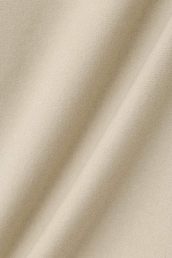 [洗える]マリン釦パンツ