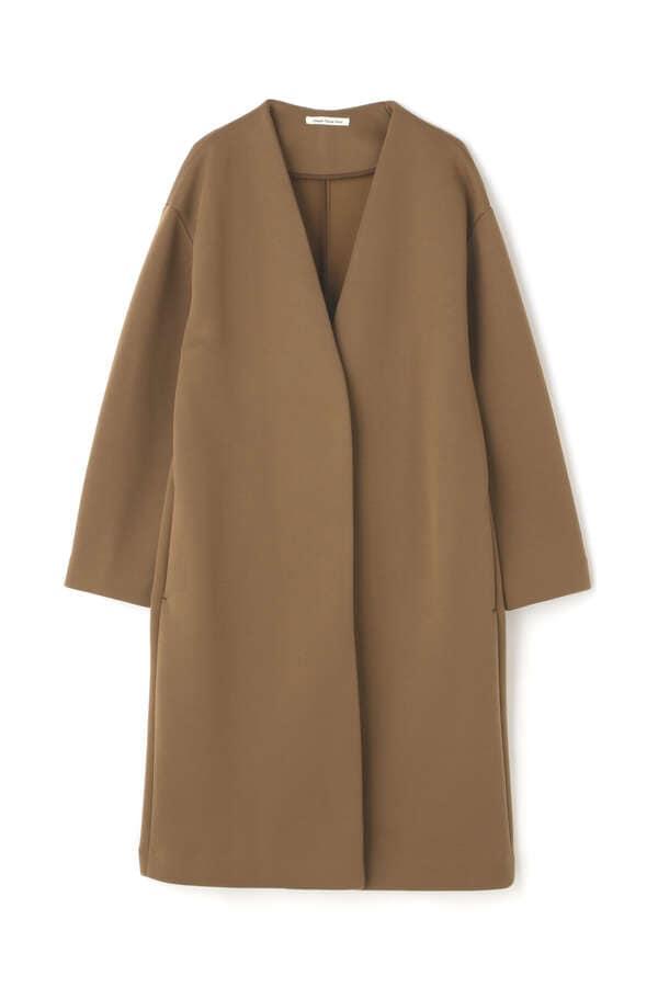 ダンボールニットコート