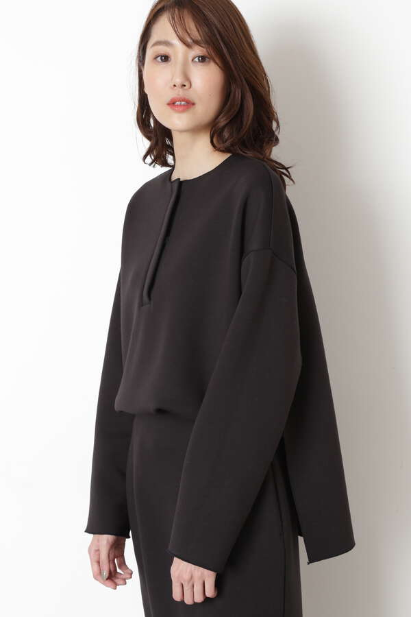 《Stylist金子綾さんコラボ》ダンボールセットアップ プルオーバー
