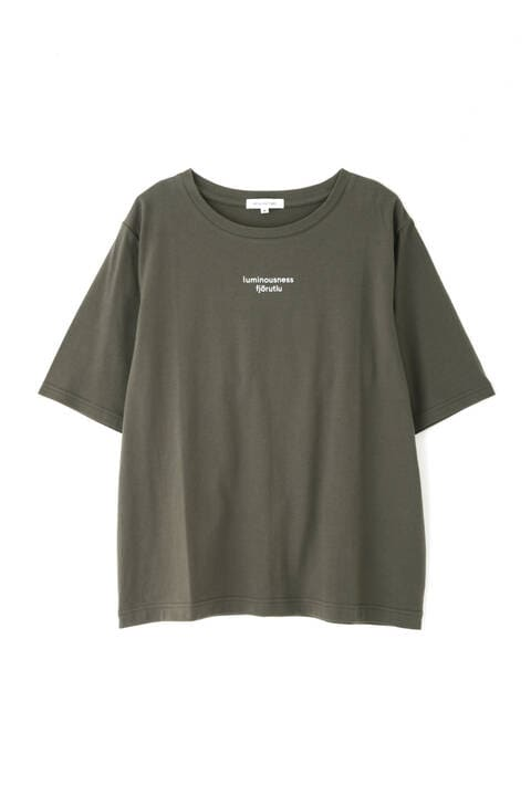 プチフォントロゴTシャツ