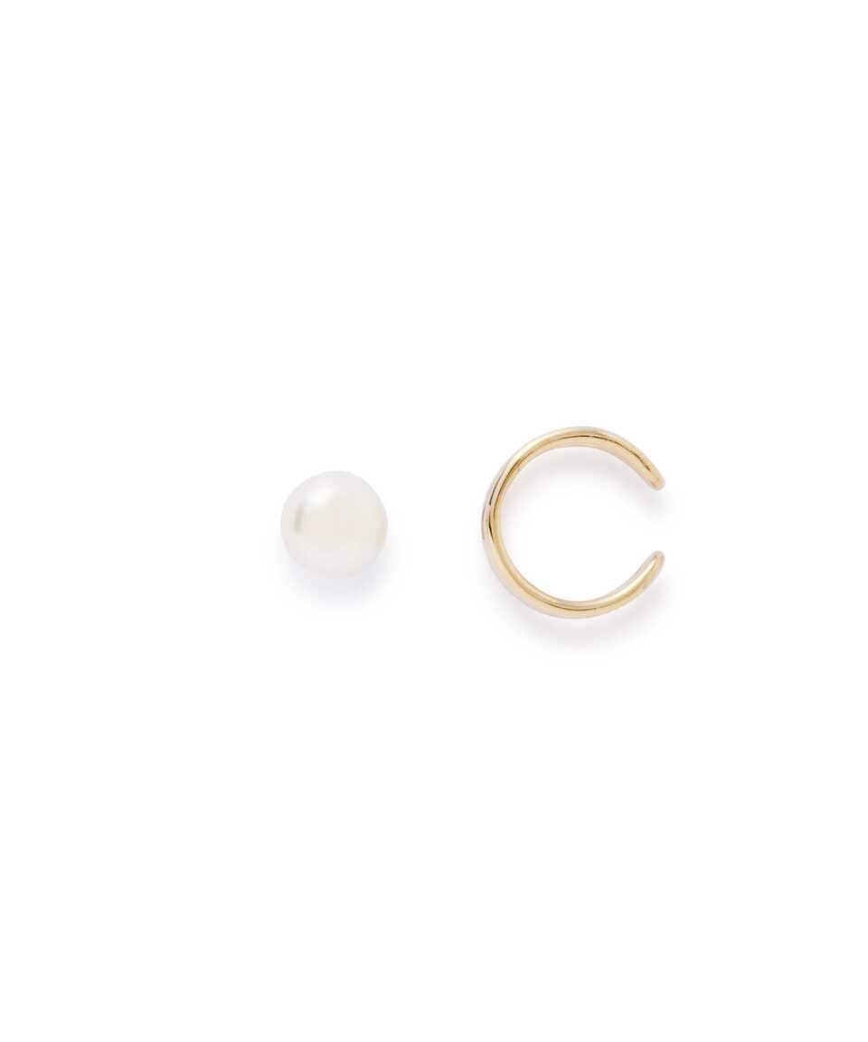 【公式/NATURAL BEAUTY BASIC】セットイヤーカフ/女性/指輪・イヤリング/ゴールド/サイズ:/