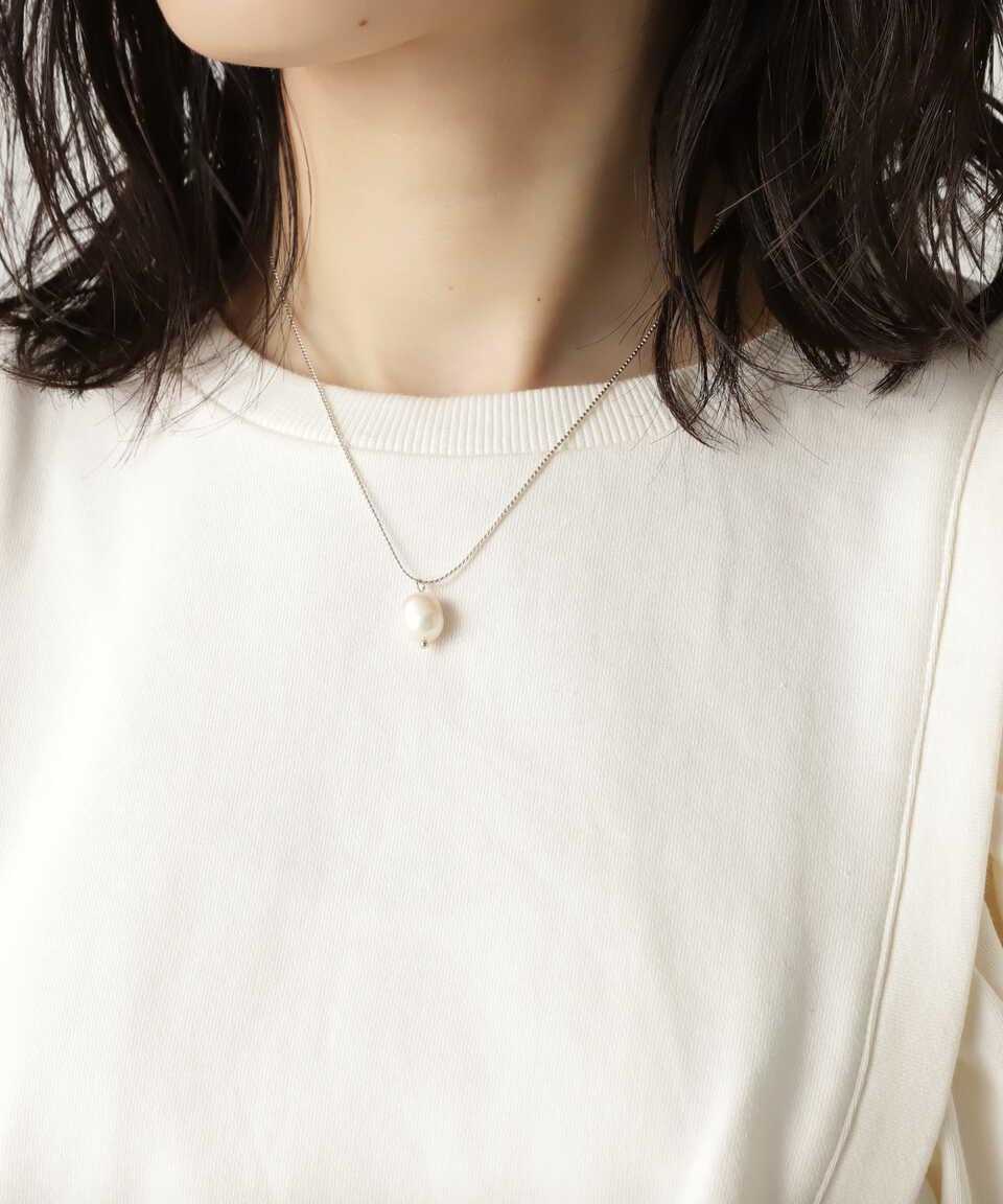 【公式/NATURAL BEAUTY BASIC】タンスイワントップネックレス/女性/ネックレス・ブレスレット/ゴールド/サイズ:/