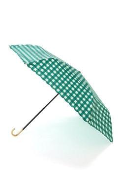 ブライトギンガム折りたたみ傘