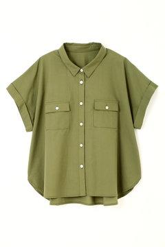 【JJ_5月号掲載】コットンフォルムシャツ