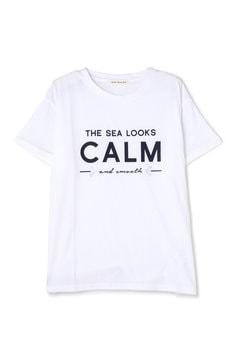 《BLUE》カリフォルニアコンパクトロゴTシャツ