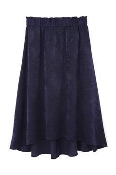 【and GIRL 11月号掲載】【JJ 11月号掲載】イレヘムサテンスカート