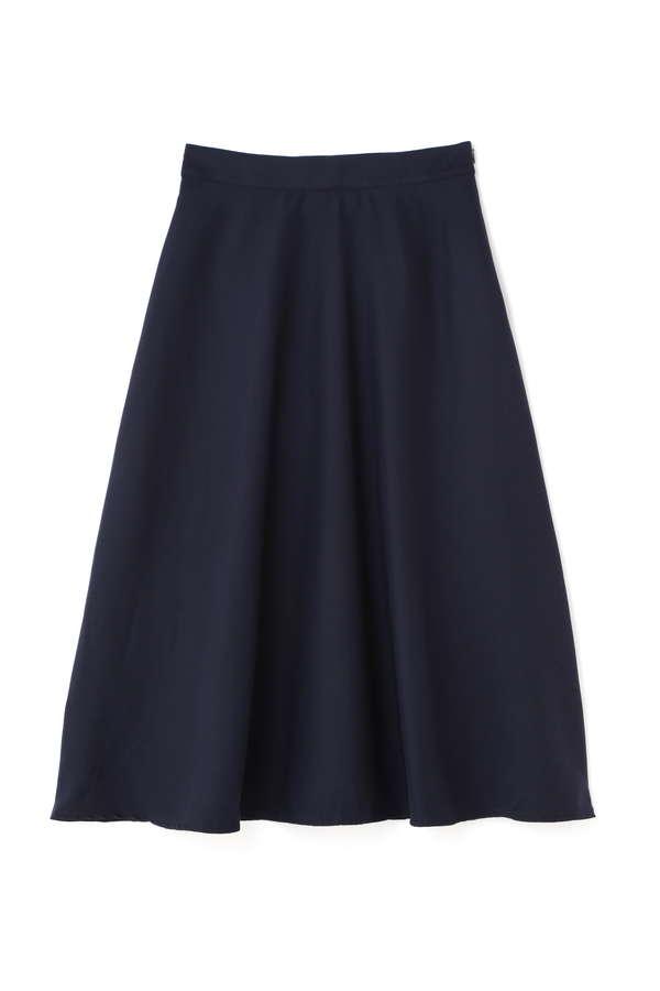 《BLUE》タックフレアスカート