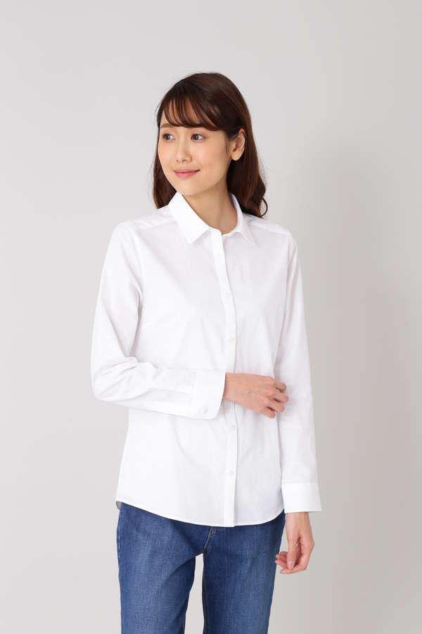イージーケア ベーシックシャツ