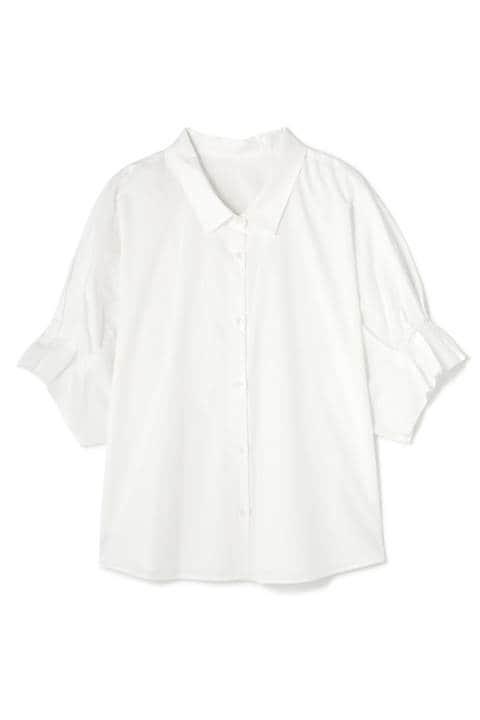 ボリュームシャツ