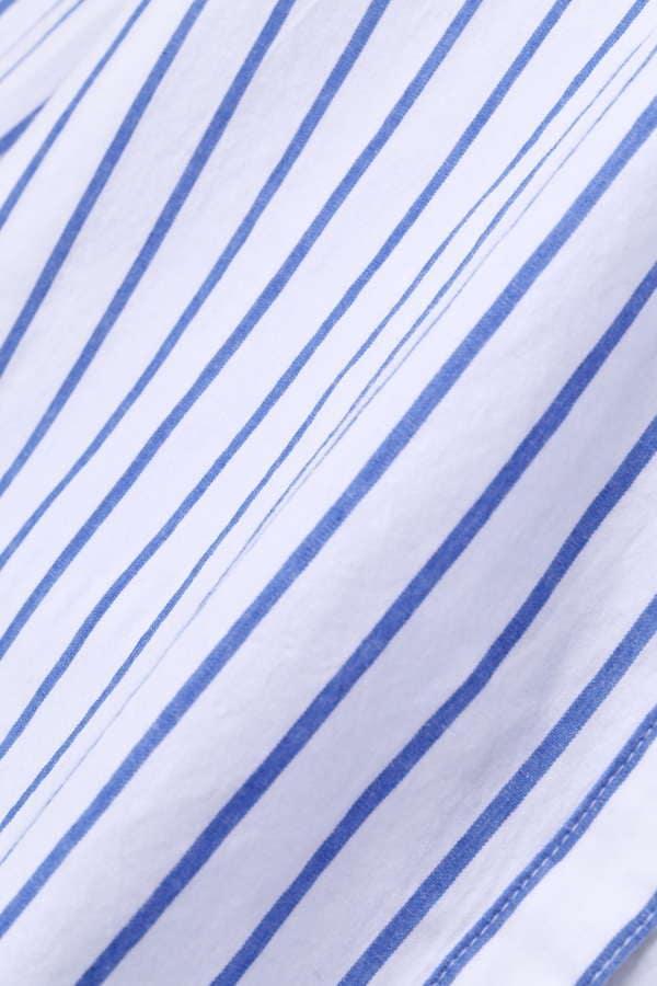 《BLUE》フォルムシャツ