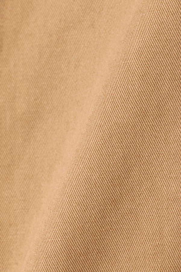 【先行予約_4月上-中旬入荷予定】ベイカーストレートスカート