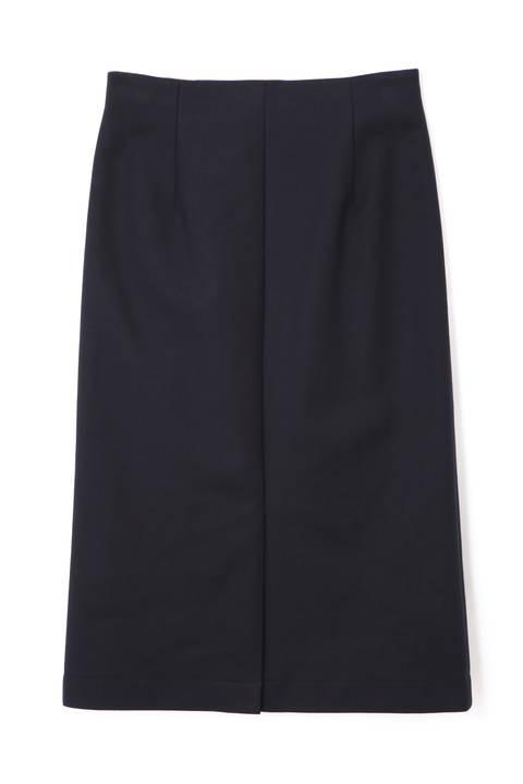 【先行予約_5月上旬-中旬入荷予定】フロントスリットタイトスカート