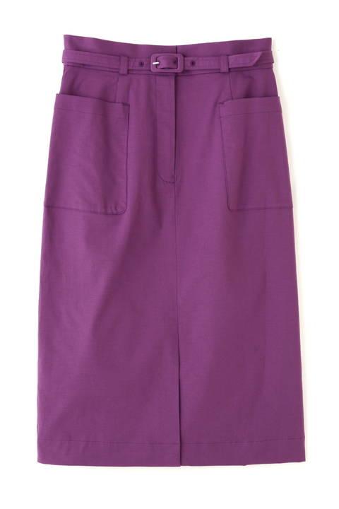 ダブルポケットストレートスカート