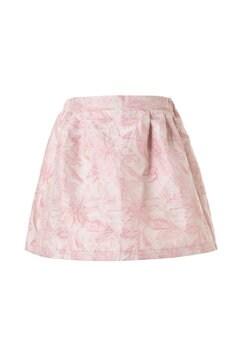 《KIDS》フラワージャガードスカート
