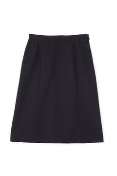 《BLUE》ラメドビーツイード セットアップ スカート