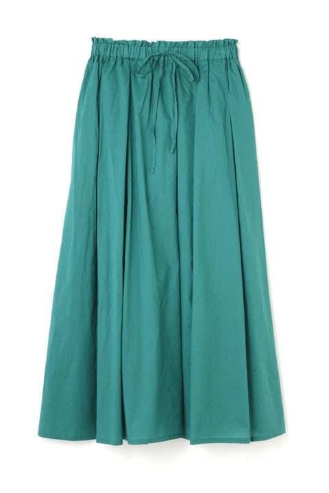 《BLUE》カラーフレアマキシスカート