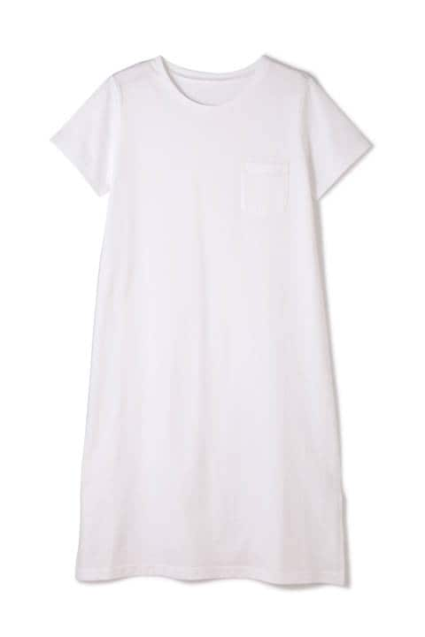 [WEB限定]NEWベーシックTシャツ ワンピース