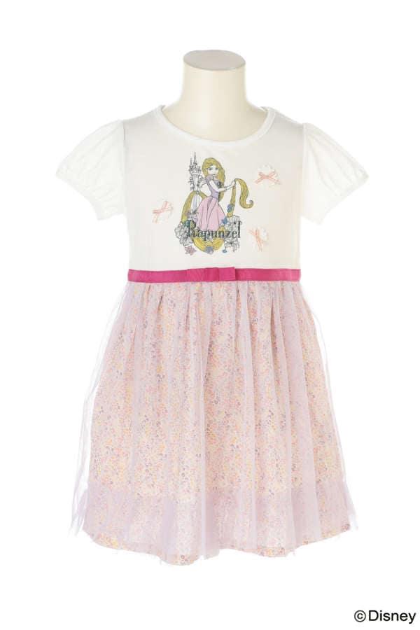 《KIDS》Disney プリンセス ワンピース