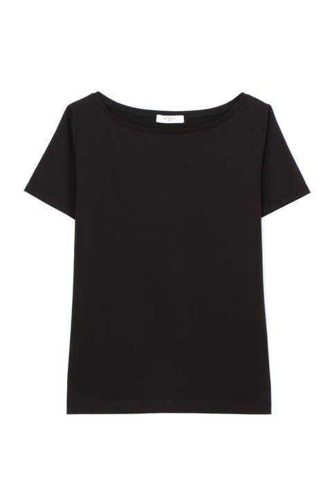 NEWベーシックTシャツ ボートネック