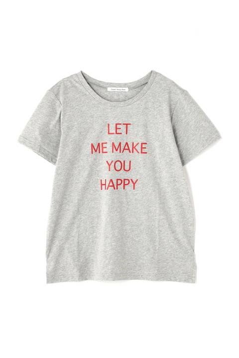 "《BLUE》""HAPPY""ロゴTシャツ"