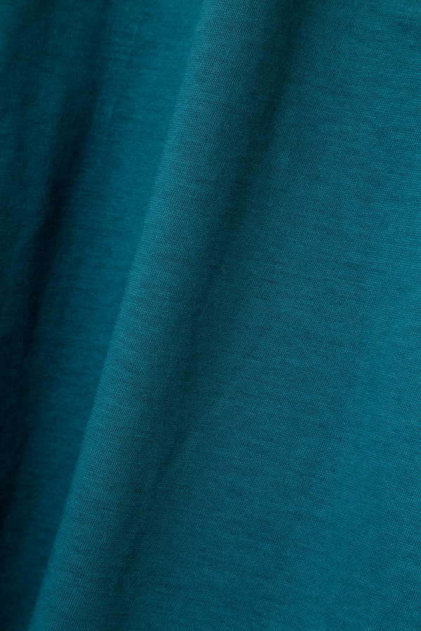 《BLUE》バックツイストカットソー