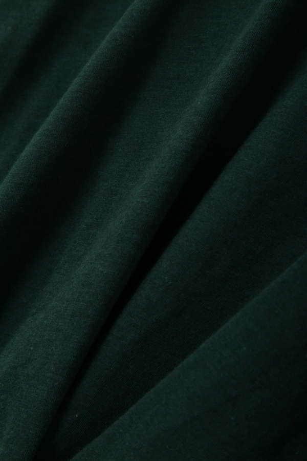 《BLUE》コットンモダール天竺