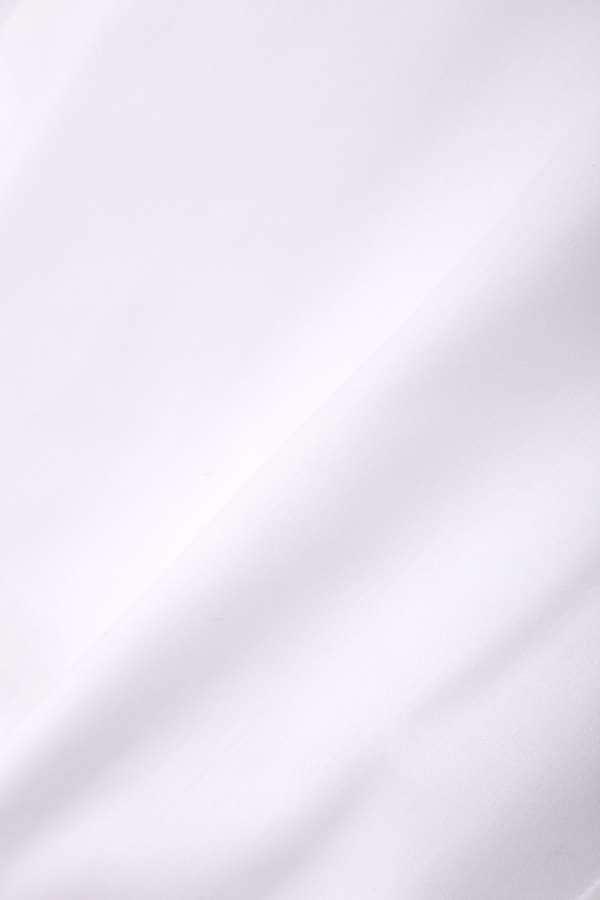 〈ウォッシャブル〉ダブルポケットブラウス