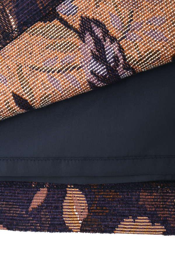 【先行予約_10月上旬-中旬入荷予定】ジャガードスカート