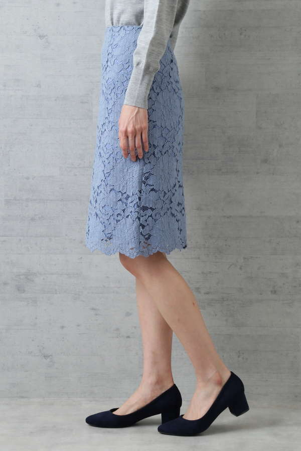 コードレースタイトスカート