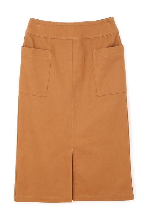 【先行予約_9月上旬-9月中旬入荷予定】チノトレートスカート