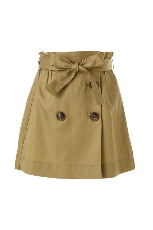 《KIDS》トレンチスカート