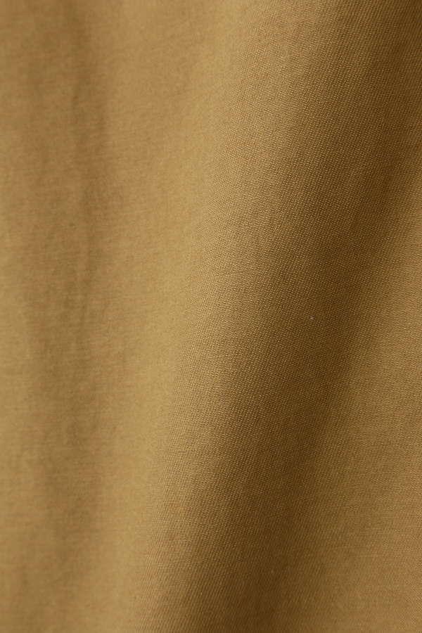 〈ウォッシャブル〉チノベイカーマキシスカート
