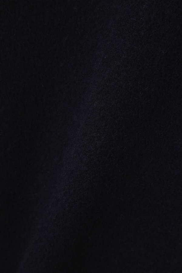 カシミア混ライトウォームコート