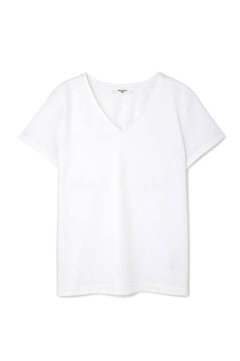 NEWベーシックTシャツ Vネック