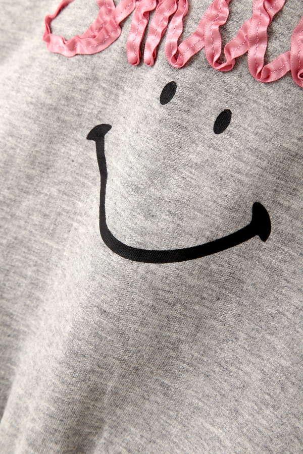 《KIDS》【SMILEコラボ】ミニ裏毛