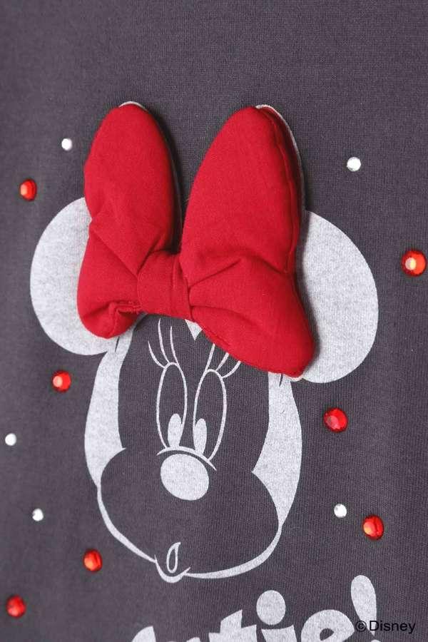 《KIDS》Disneyコレクション・ミニーTシャツ