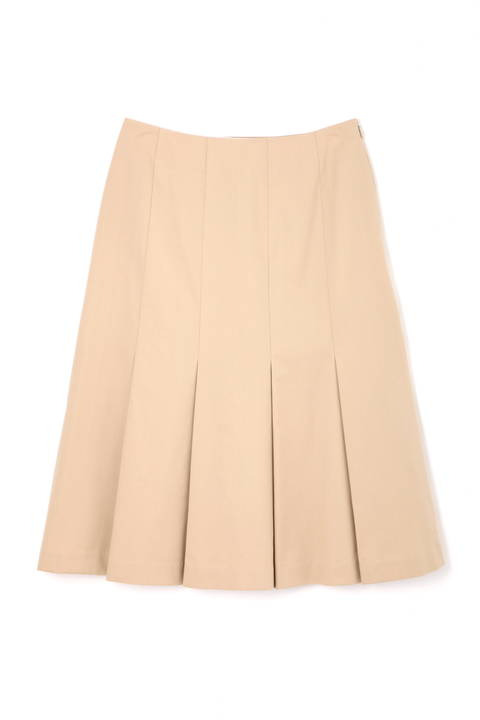 【先行予約_3月上旬-中旬入荷予定】タックマーメイドスカート