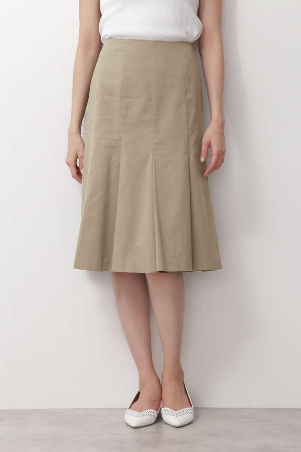 タックマーメイドスカート