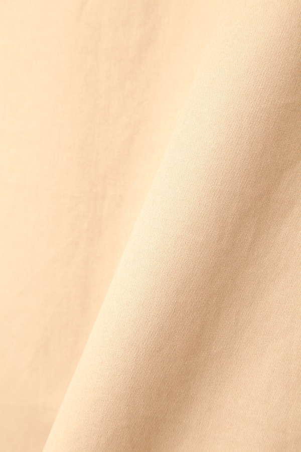 〈ウォッシャブル〉サイドタックスカート