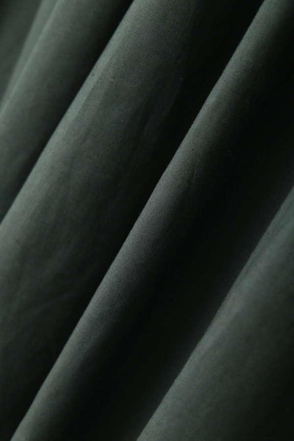 [Easy Rustic] 綿麻ローン マキシスカート