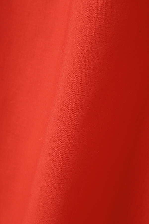 ウォッシャブルリネンアシンメトリースカート