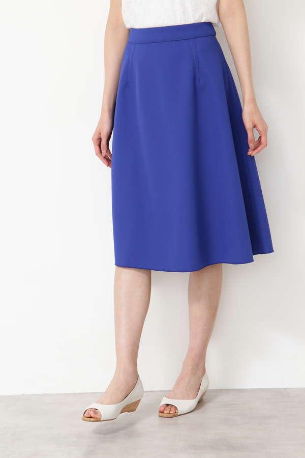 2WAYリバーシブルフレアスカート
